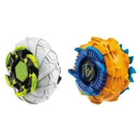 BEYBLADE BEYWHEELZ RAGING SKIES SLASH 2-Pack