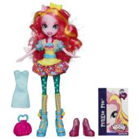 My Little Pony Equestria Girls Rainbow Rocks Pinkie Pie Doll with Fashions