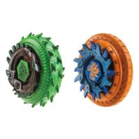 BEYBLADE BEYWHEELZ LIZARD FURY ATTACK 2-Pack