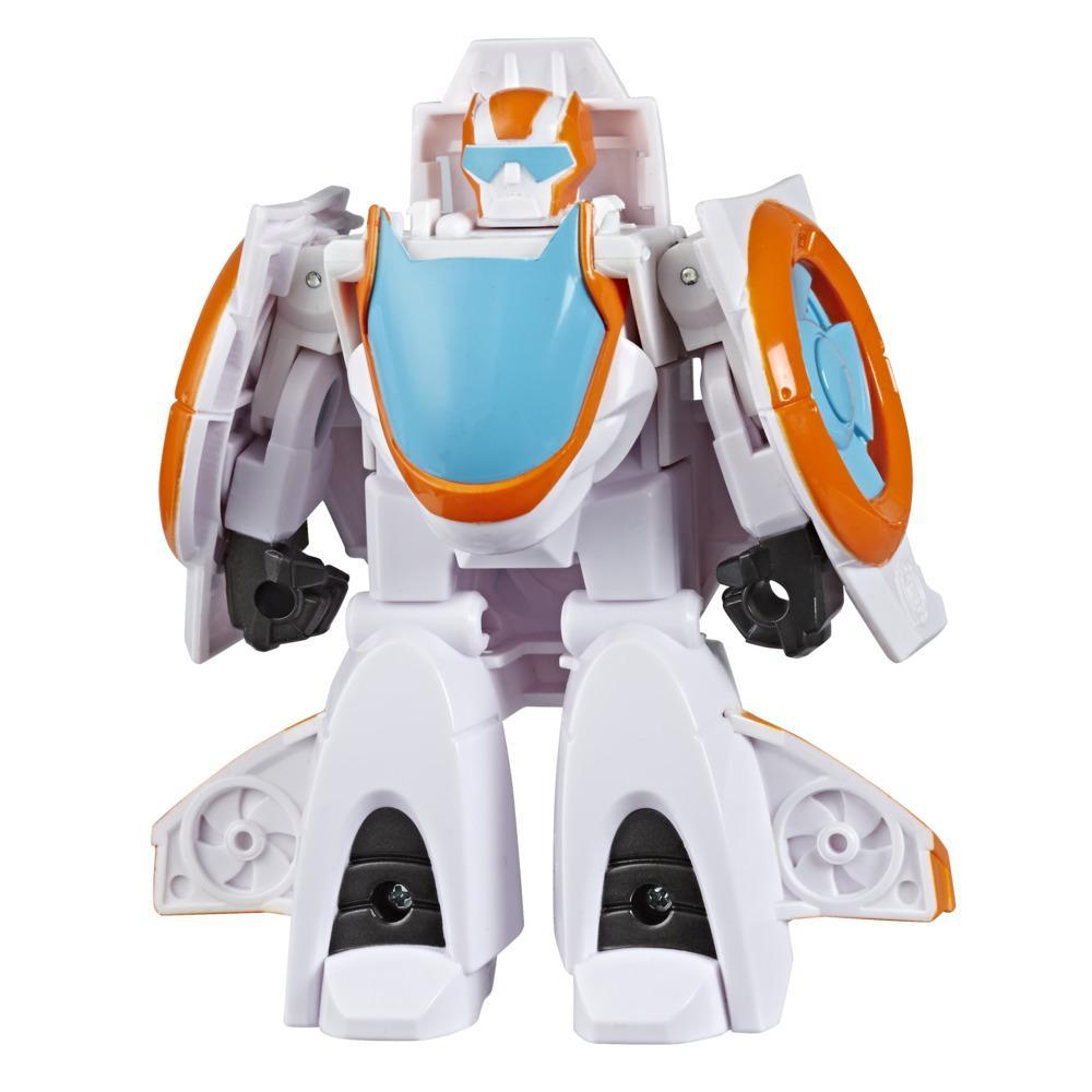 Transformers Rescue Bots Academy Blades the Flight-Bot Converting Toy, 4.5-Inch Action Figure, Toys for Kids Ages 3 and Up