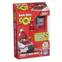 Angry Birds Go! Jenga Terence's Mega Truck Game