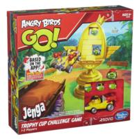 Angry Birds Go! Jenga Trophy Cup Challenge Game