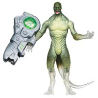 THE AMAZING SPIDER-MAN Movie Series Invisi-Skin LIZARD Figure