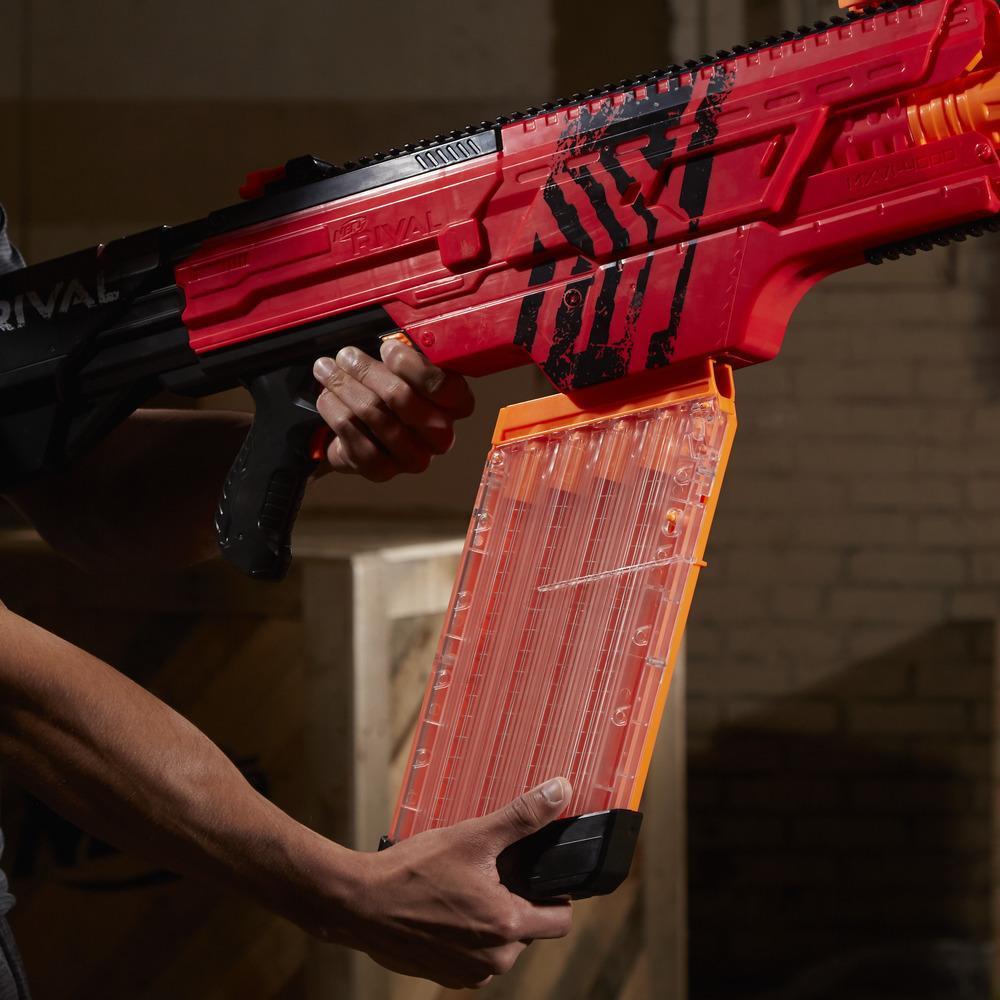 Nerf Rival Khaos MXVI-4000 Blaster (Red)
