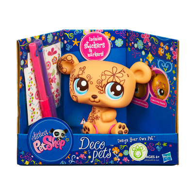 LITTLEST PET SHOP DECO PETS (Bear)