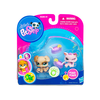 LITTLEST PET SHOP (Puppy and Kitten)
