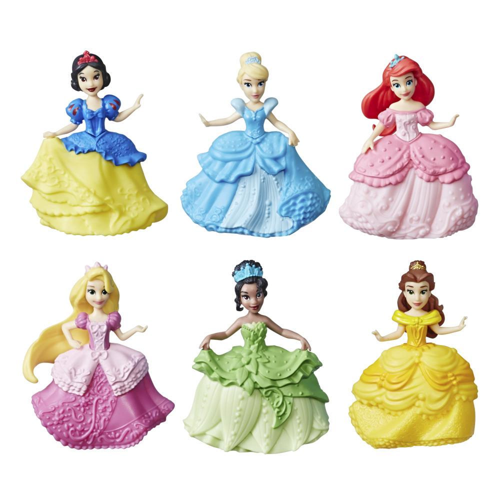 Disney Princess Collectables Series 1, Figure Surprise Blind Box, Toy for 3 Year Olds and Up, 2 Inch Disney Dolls