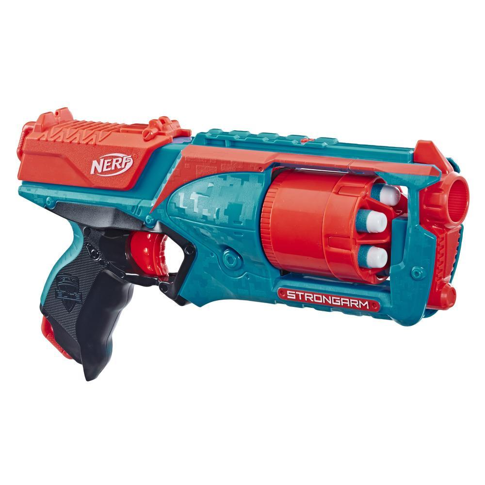 Nerf Elite Strongarm Blaster (Orange)