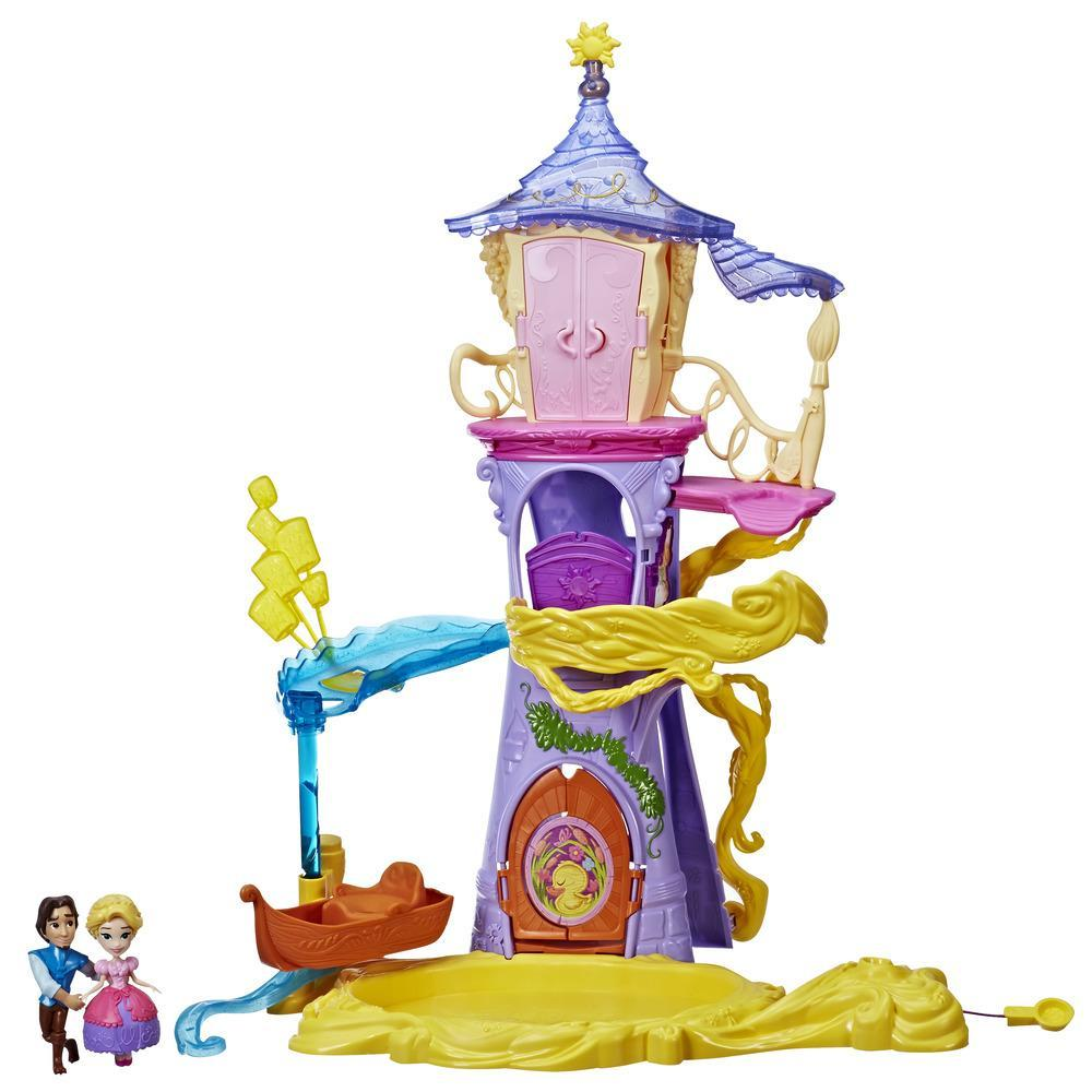 Disney Princess Magical Movers Twirling Tower Adventures