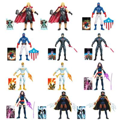 MARVEL Universe Series 4 Wave 6 – 12 Pack