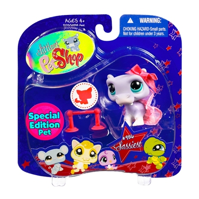 LITTLEST PET SHOP Special Edition Pet (Hippo)