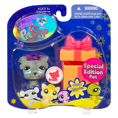 LITTLEST PET SHOP Special Edition Pet (Schnauzer)
