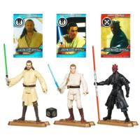 STAR WARS THE CLONE WARS Battle Packs – DUEL ON NABOO Set