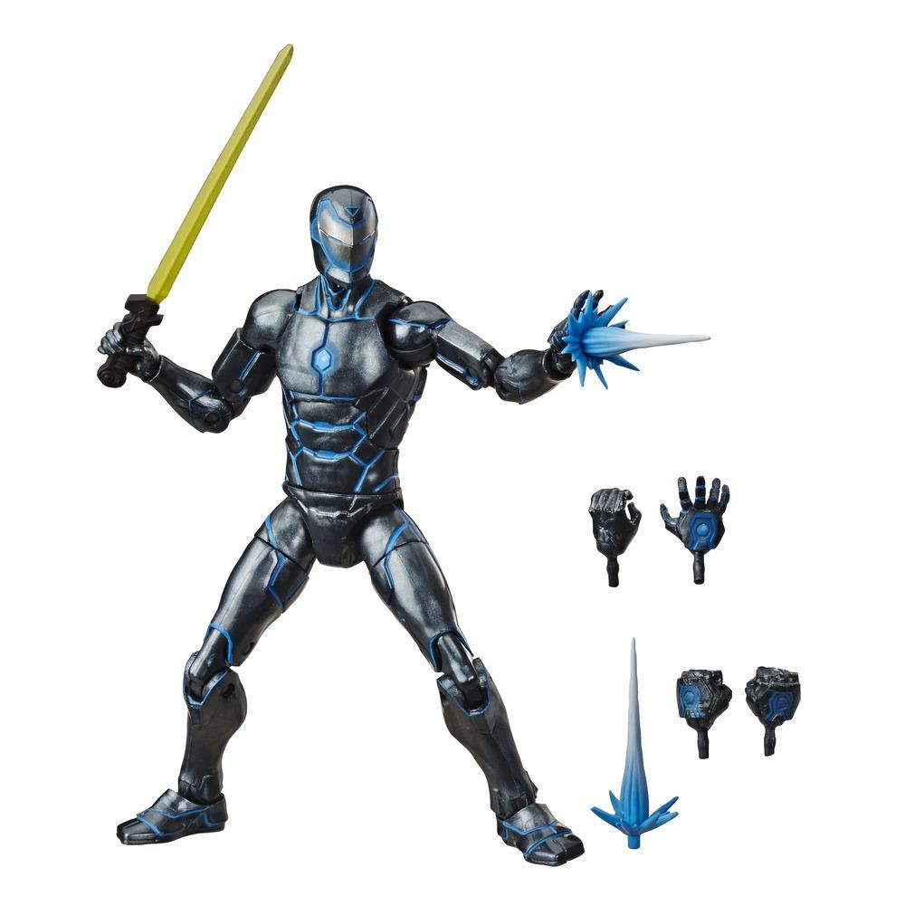 Hasbro Marvel Legends Series 6-inch Collectible Action Figure Iron Man Toy