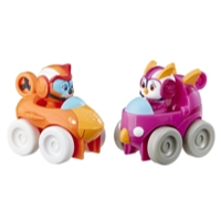 Top Wing Mission Control Racers 2 Pack: Swift and Penny