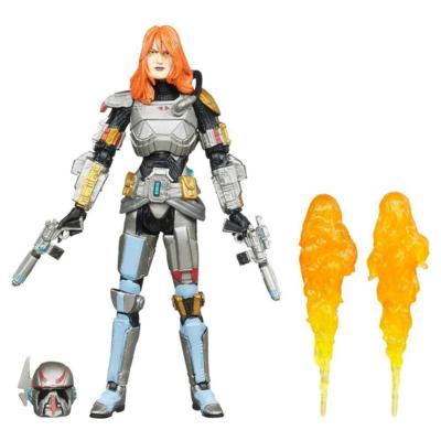 STAR WARS Expanded Universe The Vintage Collection SHAE VIZLA (OLD REPUBLIC BOUNTY HUNTER) Figure