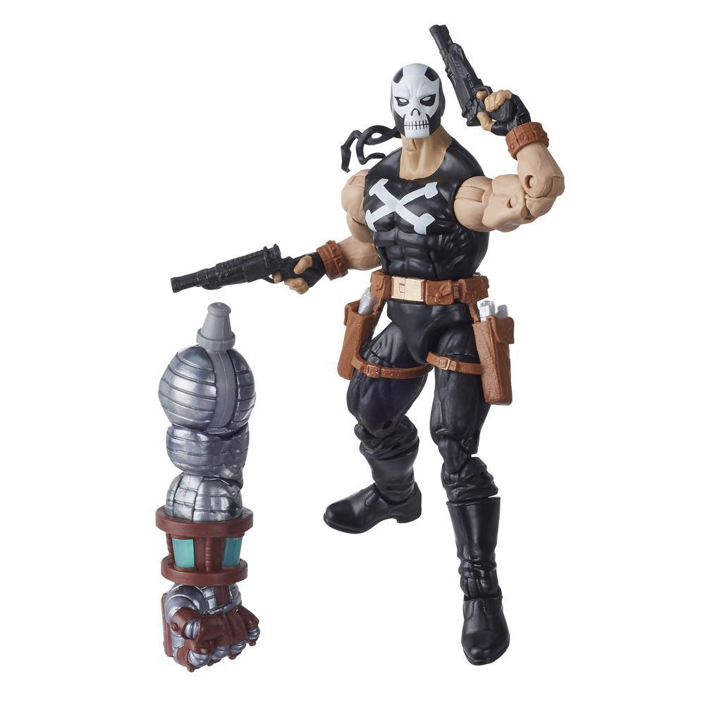 Hasbro Marvel Black Widow Legends Series 6-inch Collectible Crossbones Action Figure With 4 Accessories, Ages 4 And Up
