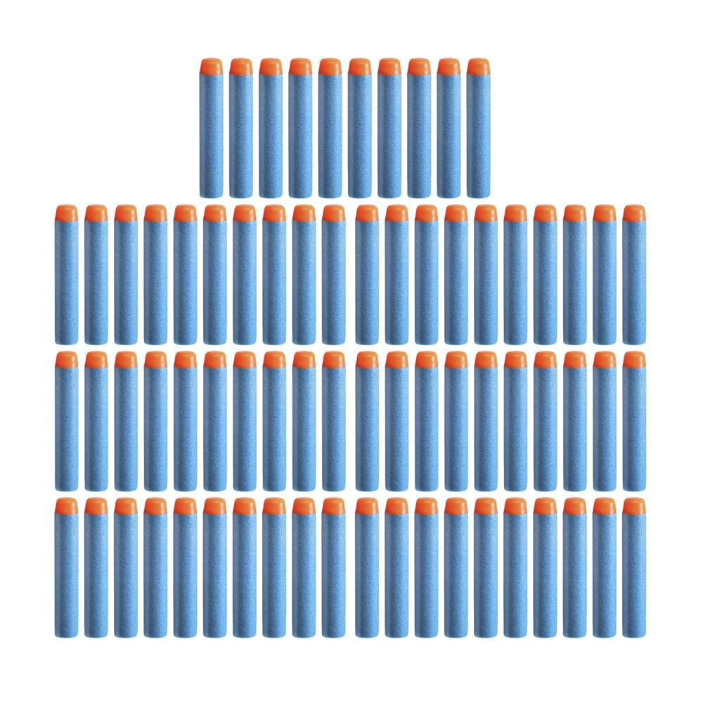 Nerf Elite 2.0 70-Dart Refill Pack -- Includes 70 Official Nerf Elite 2.0 Darts, Compatible With All Nerf Elite Blasters