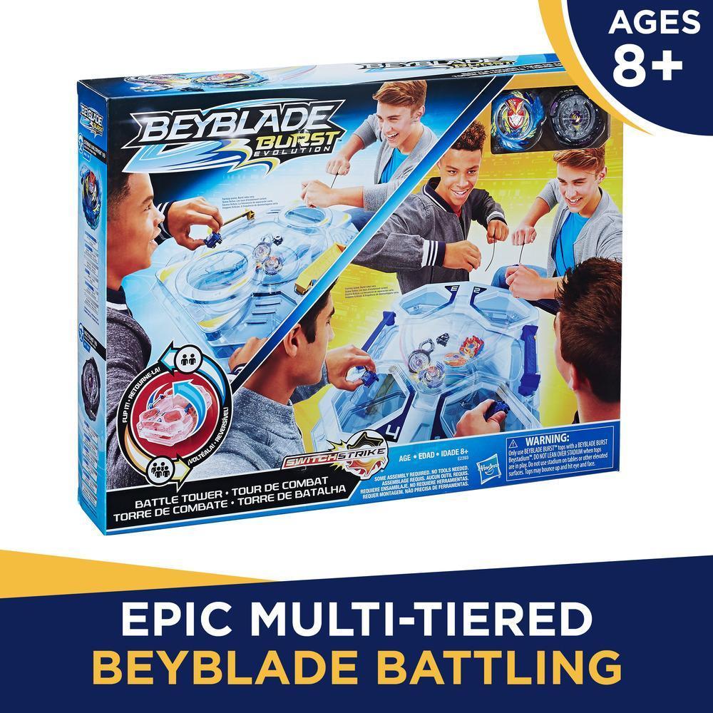 Beyblade Burst Evolution SwitchStrike Battle Tower