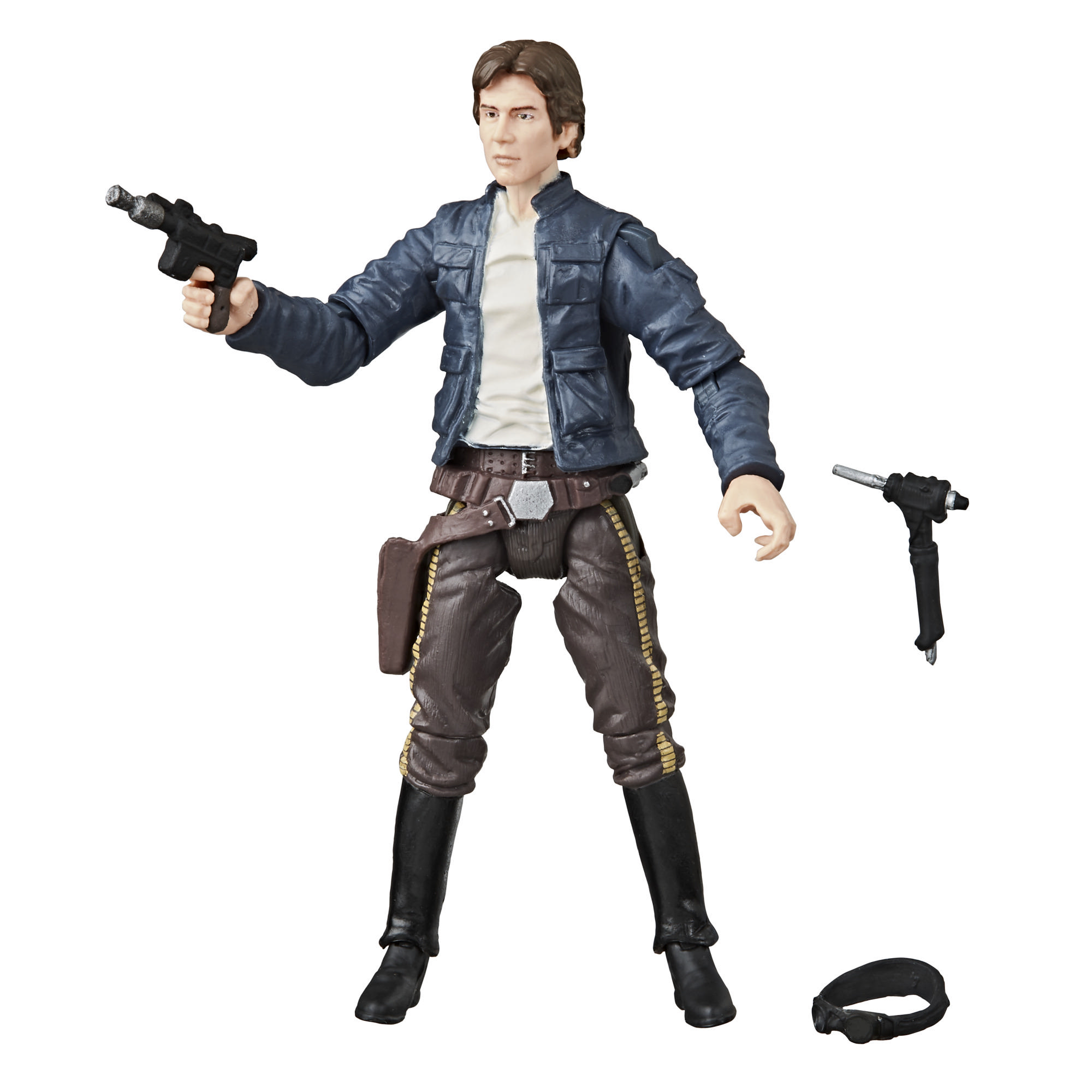 Star Wars The Vintage Collection Han Solo (Bespin) Toy, 3.75-inch Scale Star Wars: The Empire Strikes Back Figure