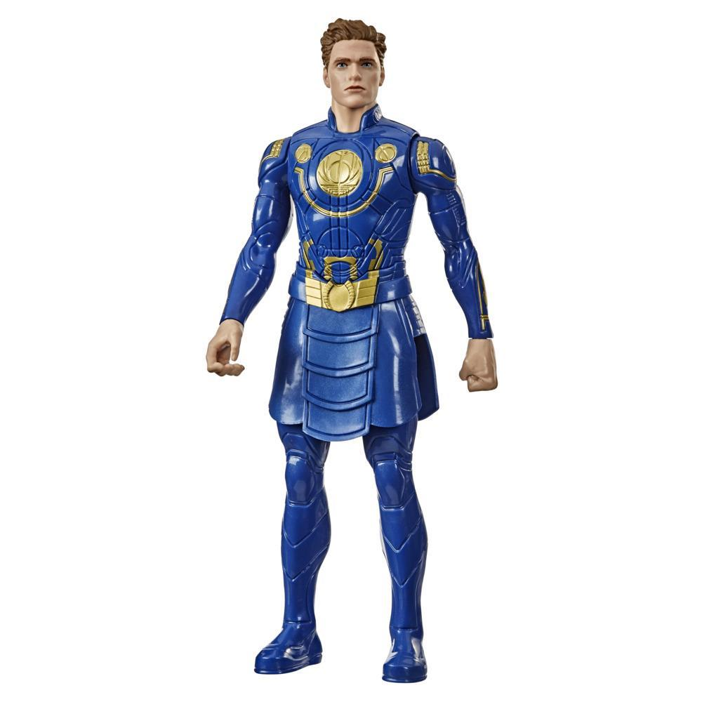 Marvel The Eternals Titan Hero Series 12-Inch Ikaris Action Figure Toy, Inspired By The Eternals Movie, For Kids Ages 4 and Up