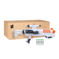 Star Wars Nerf Captain Phasma Blaster