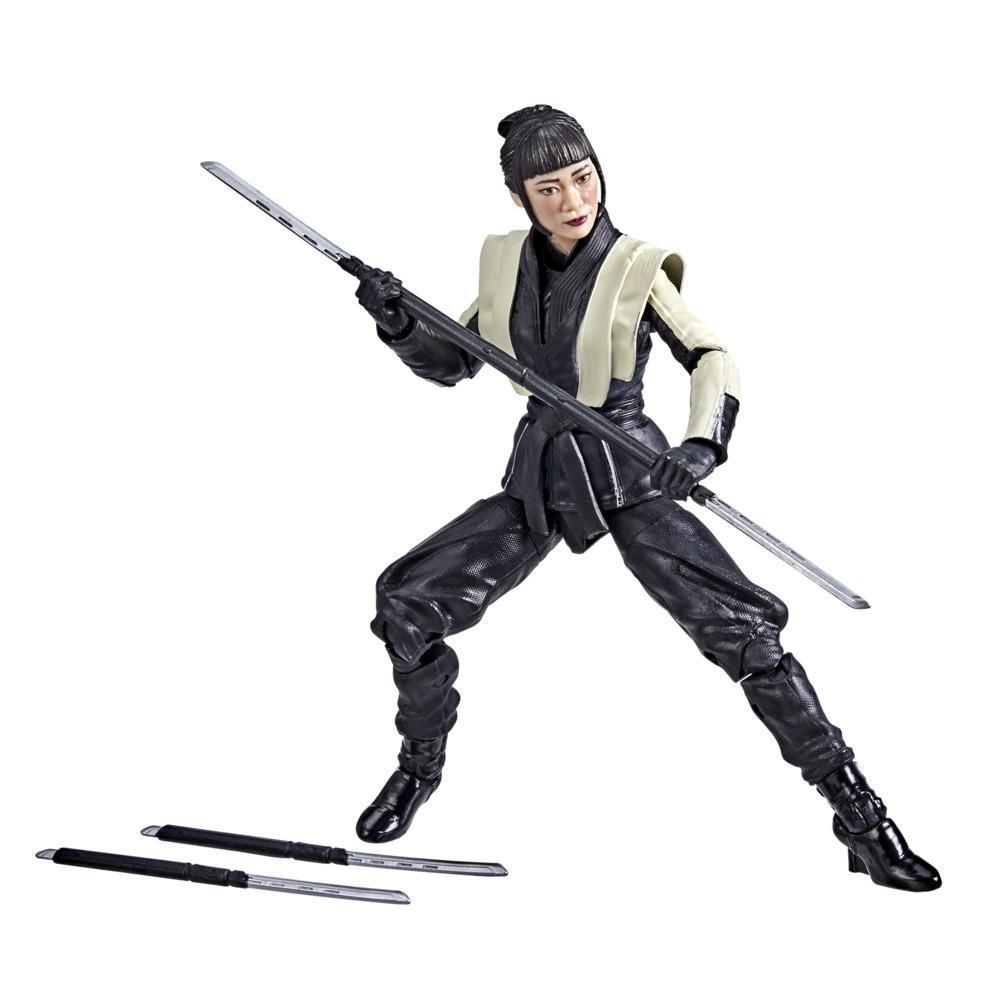 G.I. Joe Classified Series Snake Eyes: G.I. Joe Origins Akiko Action Figure 18, Premium Toy with Custom Package Art