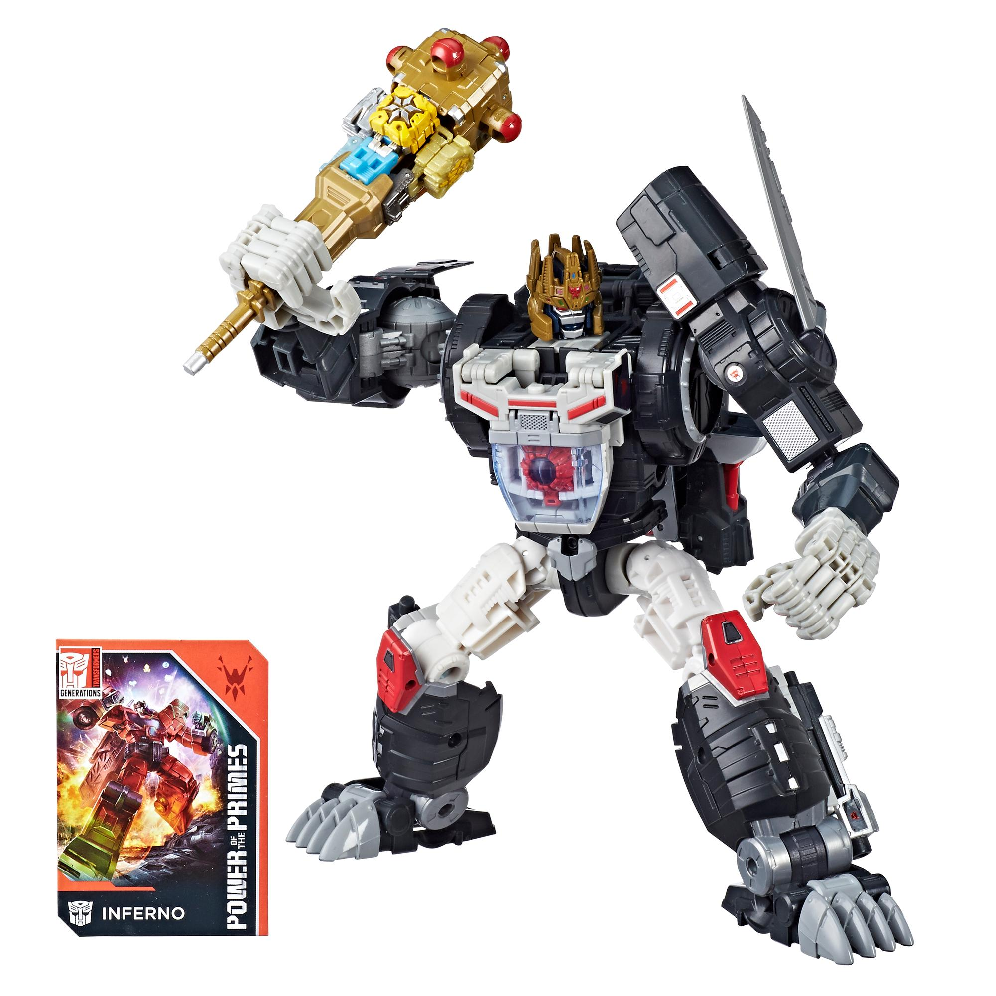 Transformers: Generations Power of the Primes Throne of the Primes (SDCC Exclusive)