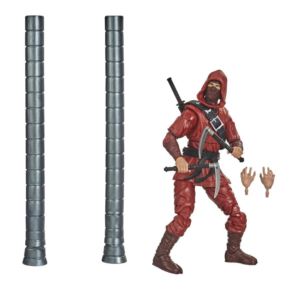 Hasbro Marvel Legends Series Spider-Man The Hand Ninja