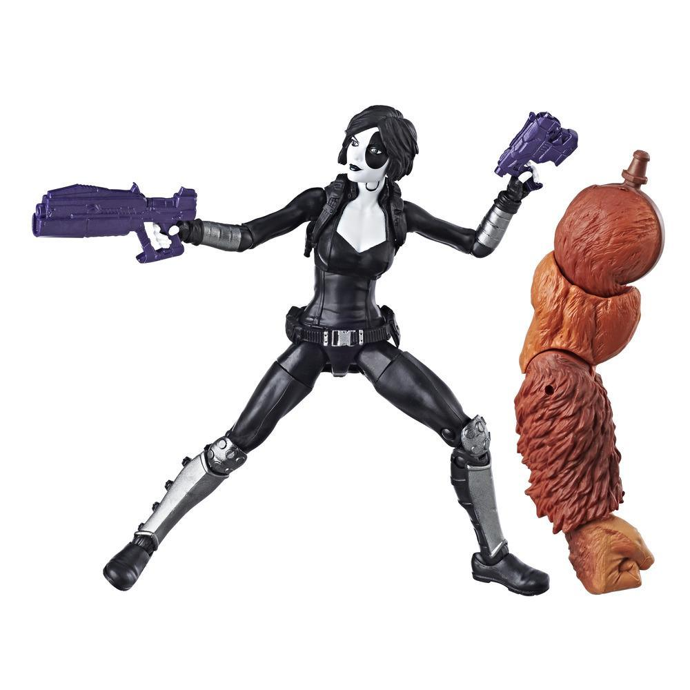 Marvel Legends Series 6-inch Marvel's Domino