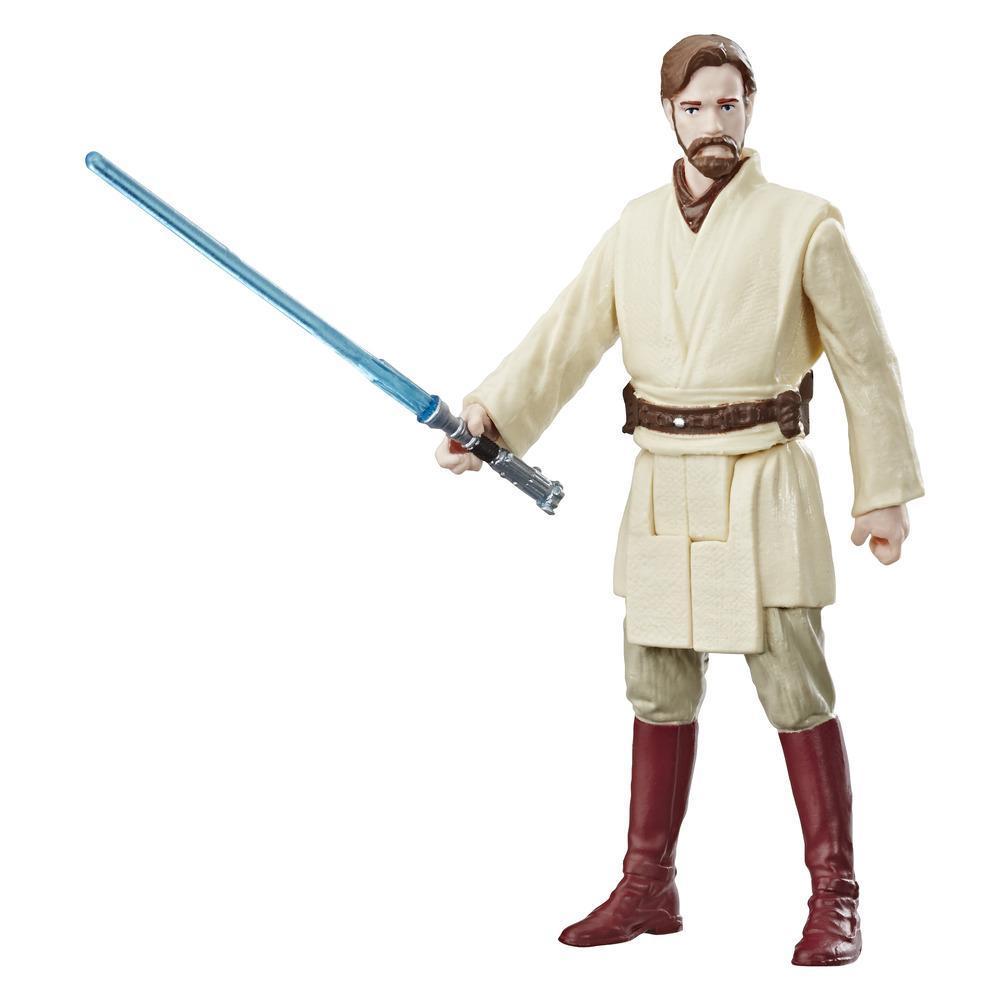 Star Wars Galaxy of Adventures Obi-Wan Kenobi 3.75-Inch Figure