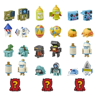 Transformers Toys BotBots Series 4 Home Rangers 5-Pack – Mystery 2-In-1 Collectible Figures - Kids Ages 5 and Up Product