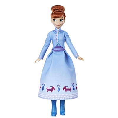 Disney Frozen Olaf's Frozen Adventure Anna Doll
