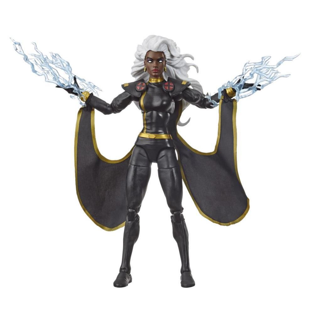 Marvel Retro 6-Inch-Scale Fan Figure Collection Storm X-Men Action Figure Toy, For Kids Ages 4 And Others