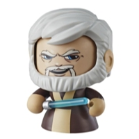 Star Wars Mighty Muggs Obi-Wan Kenobi #21