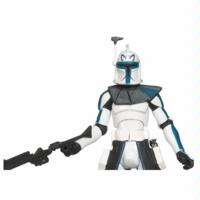 STAR WARS THE CLONE WARS CAPTAIN REX