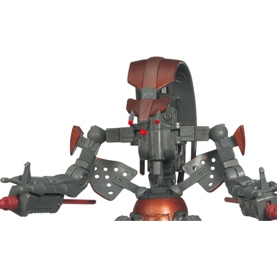 Star Wars The Clone Wars Destroyer Droid