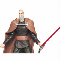 Star Wars The Clone Wars Count Dooku