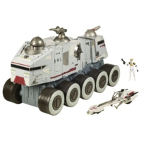 Star Wars The Clone Wars Clone Turbo Tank