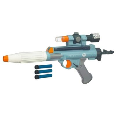 STAR WARS REBEL TROOPER Electronic Blaster