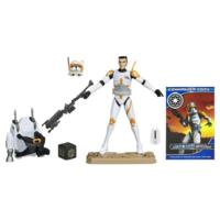 STAR WARS THE CLONE WARS CLONE COMMANDER CODY Figure