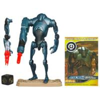 STAR WARS Movie Heroes SUPER BATTLE DROID Figure