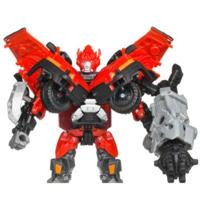 TRANSFORMERS DARK OF THE MOON MECHTECH AUTOBOT Voyager Class CANNON FORCE IRONHIDE