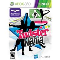 TWISTER Mania Game  for Kinect for Xbox 360