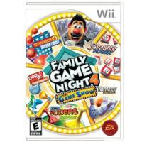 FAMILY GAME NIGHT 4: The Game Show for Wii