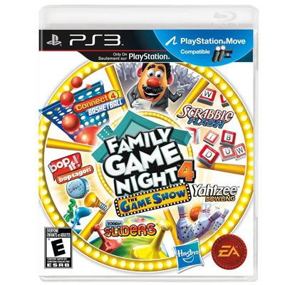 FAMILY GAME NIGHT 4: The Game Show for Playstation 3