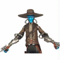 Star Wars The Clone Wars Cad Bane