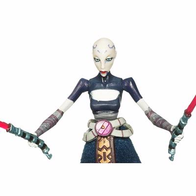 Star Wars The Clone Wars Asajj Ventress