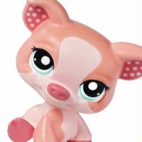 LITTLEST PET SHOP (Pig on the Go)