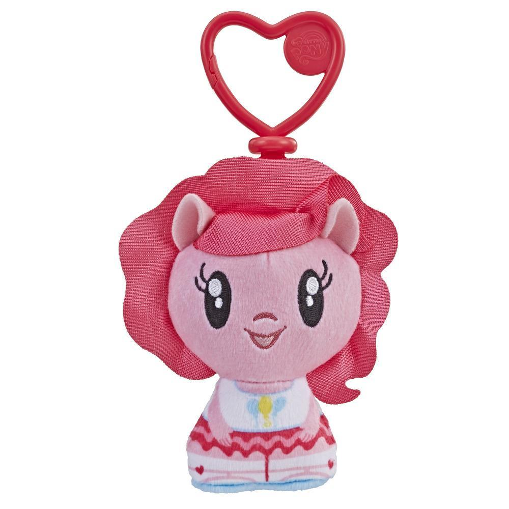 My Little Pony Cutie Mark Crew Pinkie Pie Equestria Girls Plush Clip